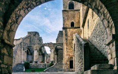 La storia dell'Abbazia del Goleto  a Sant'Angelo dei Lombardi