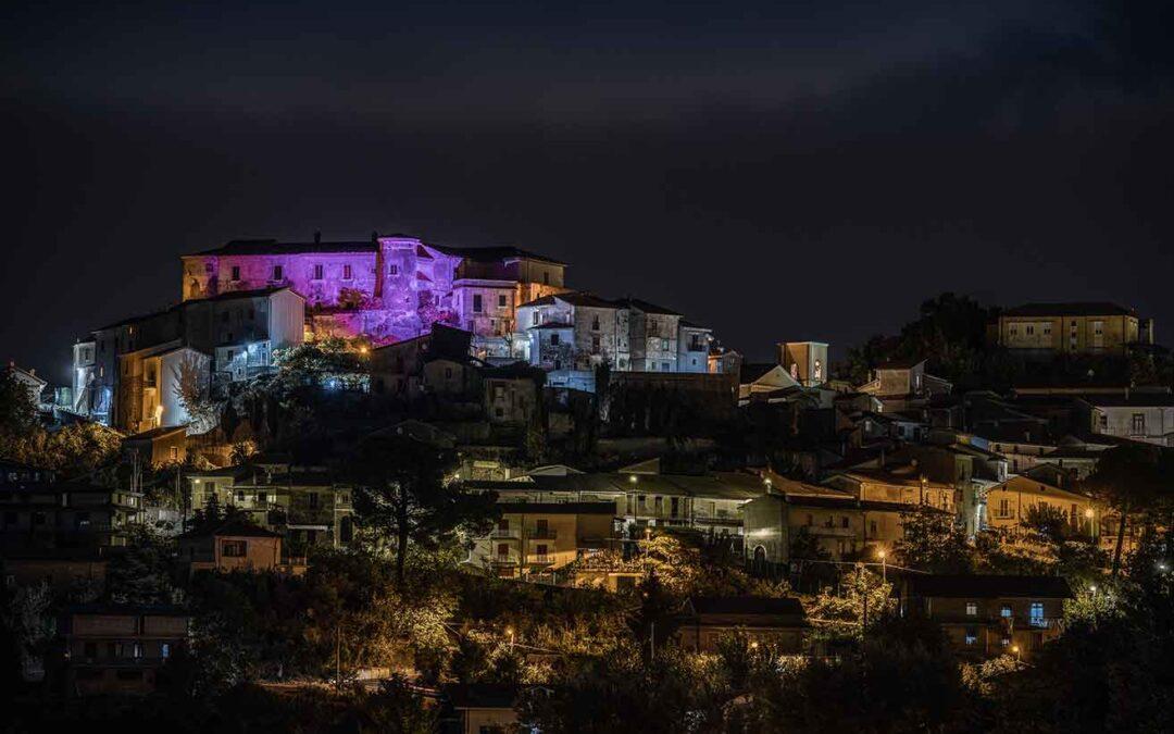 Il Castello Macedonio di Grottolella