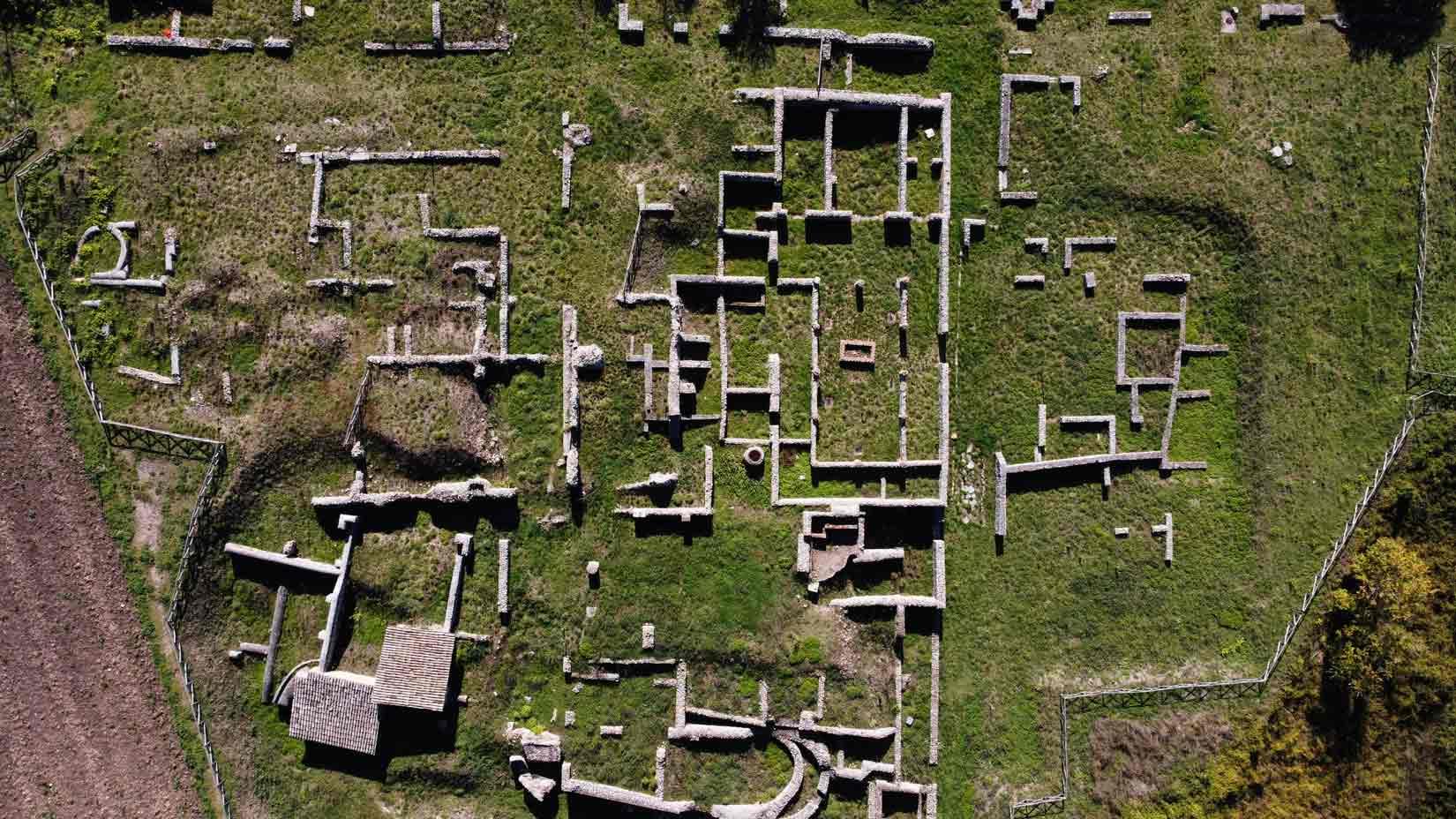 Info Irpinia - Sezione IrpiniaBox - Mirabella Eclano - Parco archeologico di Aeclanum