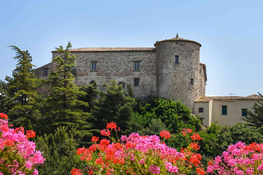castello di Zungoli