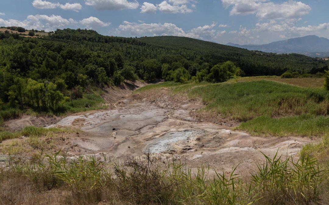 La Mefite di Rocca San Felice: il mistero della Valle d'Ansanto