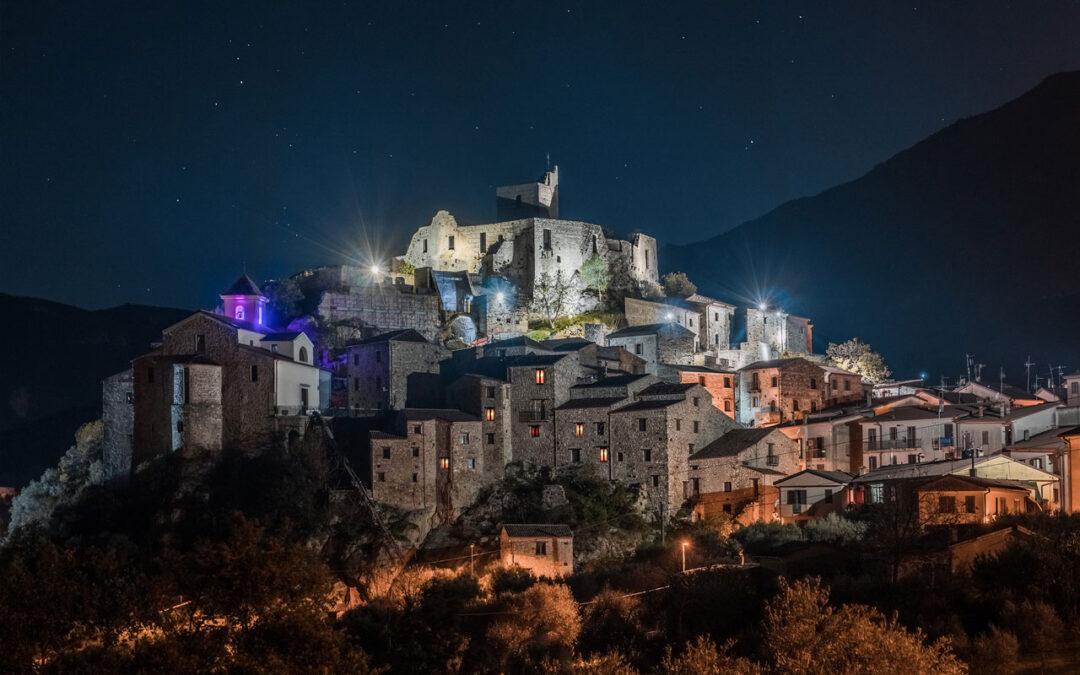 Senerchia e Quaglietta: rocca e borgo fantasma