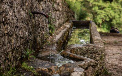 L'avvincente percorso delle 7 fontane di Caposele